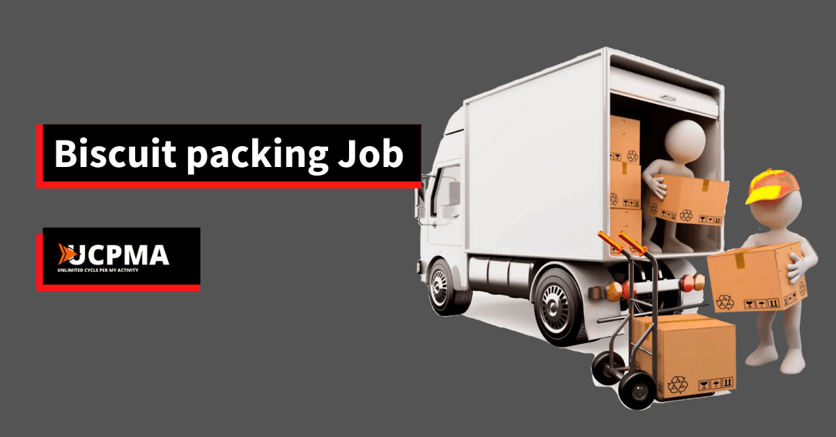 Biscuit packing Job [2021] For work from home || Best Jobs for people