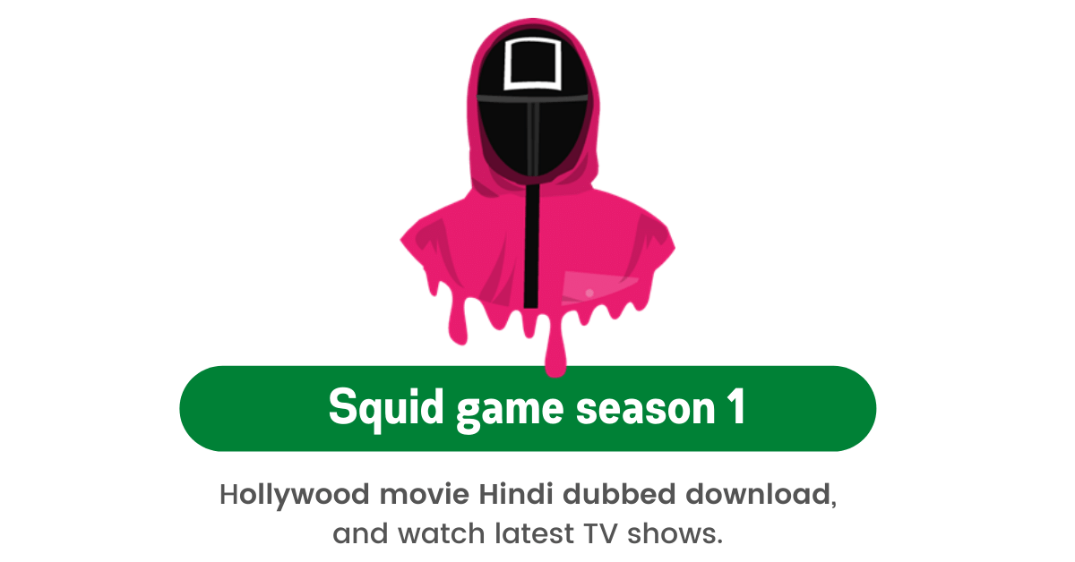Squid game season 1, Get latest update about Squid game web series